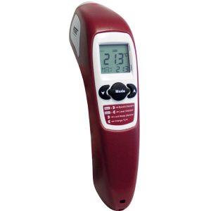 640313 máy đo nhiệt độ từ xa bằng hồng ngoại. Thang đo từ -60oC đến +500 oC