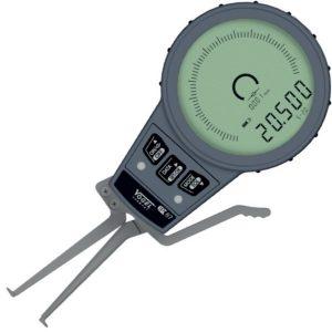 240555 đồng hồ đo rãnh khe 2.5mm - 12.5mm, đo trong, độ chính xác ±0.001mm