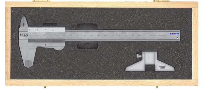 202096 bộ thước cặp du xích 150mm
