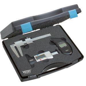219900 Wheelset Inspection Kit Basic, bộ giám định vỏ xe hơi