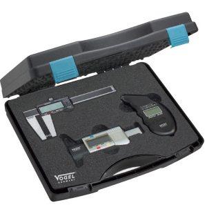 219901 Bộ dụng cụ đo chuyên dụng cho giám định bánh xe hơi, vỏ xe
