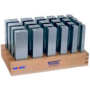 260603 bộ 24 cặp mẫu chuẫn song song từ 8 đến 42mm, cao 150mm.