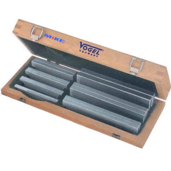 260612 Bộ căn mẫu song song 8 đến 63mm, 5 cặp cao 100mm và 160mm