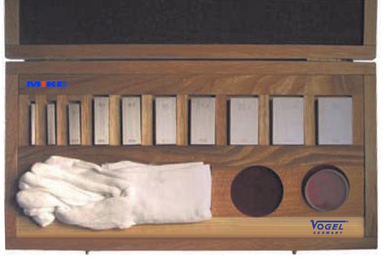căn mẫu song song dùng hiệu chuẩn thước panme Vogel Germany