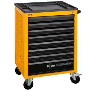 1220-L8 tủ đồ nghề 8 ngăn kéo Super Caddy, không bao gồm dụng cụ
