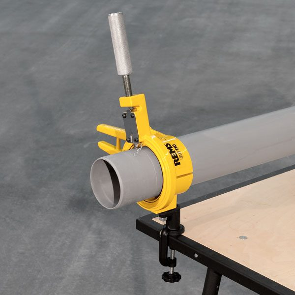 REMS Cut 110 P kéo cắt ống nhựa đường kính tới 110mm, sản xuất tại Đức.