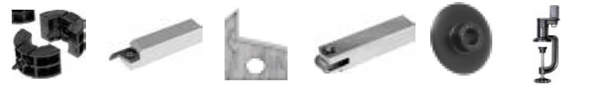 Phụ kiện cho dao cắt ống nhựa REMS Cut 110p