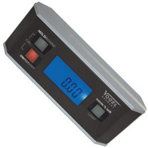 320016 thước đo góc nghiêng điện tử từ 0 đến 360 độ, đế từ, IP65.
