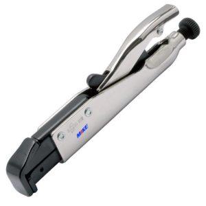 518 kìm kẹp thép tấm cong ở các góc hẹp trên xe ô tô, ngàm mở 0-18mm, rộng 18mm