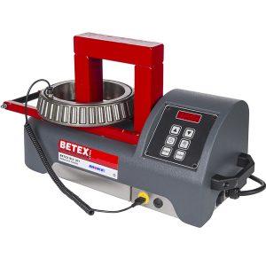 BLF201 Máy gia nhiệt vòng bi trọng lượng tới 50kg, đk ngoài max Ø400mm. BETEX Holland