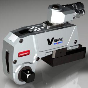 V-64 xiết bulong bằng thủy lực 9790-65280 Nm, đầu vuông 2.1/2