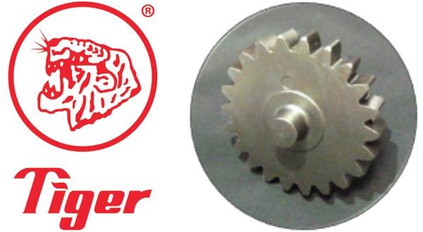 nhông và logo của hãng Tiger Lifting