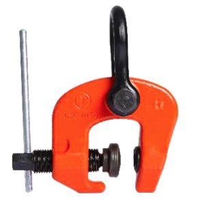 CSC-0050 kẹp dầm 500kg loại screw clamp độ mở ngàm 28mm