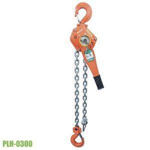 PLH-0300 palang lắc tay 3 tấn, chiều cao nâng tiêu chuẩn 1.5m